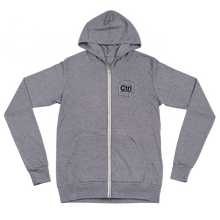 Load image into Gallery viewer, Unisex Zip Hoodie - CTRL