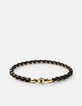Miansai Nexus Chain Bracelet, 14k Yellow Gold, Polished