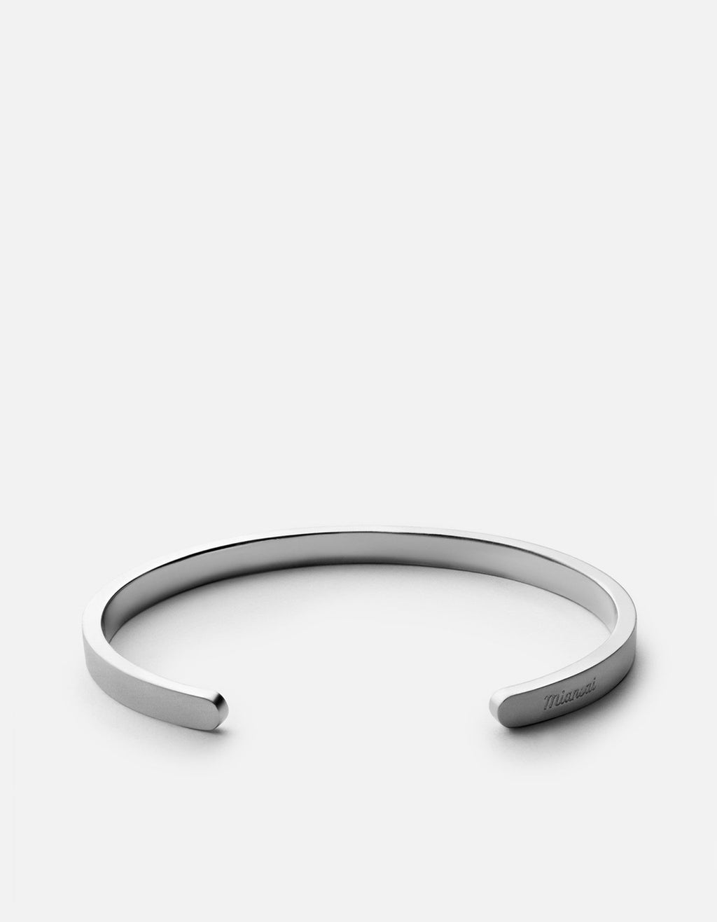 Miansai-Singular-Cuff-Sterling-Silver-Brushed