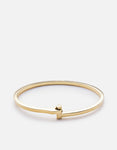 Miansai Nyx Cuff, 14k Yellow Gold, Polished