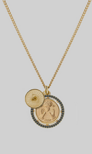 Miansai-Test-of-Time-Pendant-Necklace-14k-Yellow-Gold-w/Black-Diamonds-Polished-24in.