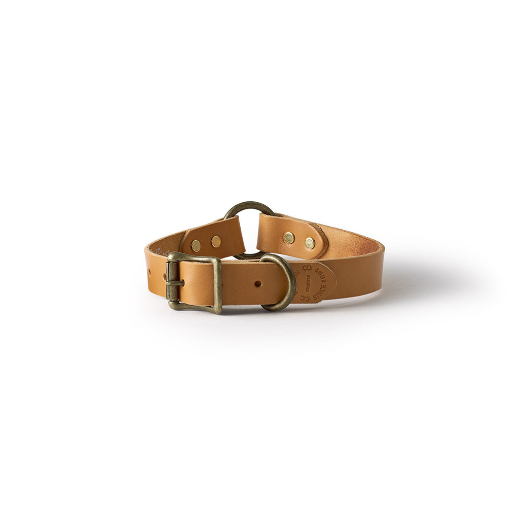 Filson-Leather-Dog-Collar