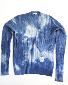 Hank-x-Camp-Isidro-Madison-Cable-Crew-Indigo-Dyed