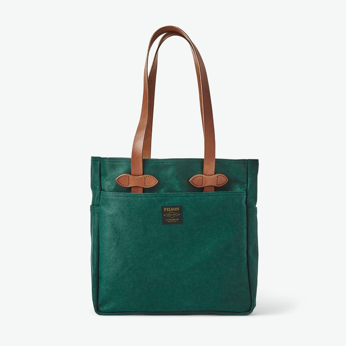 Filson-Rugged-Twill-Tote-Bag-Hemlock