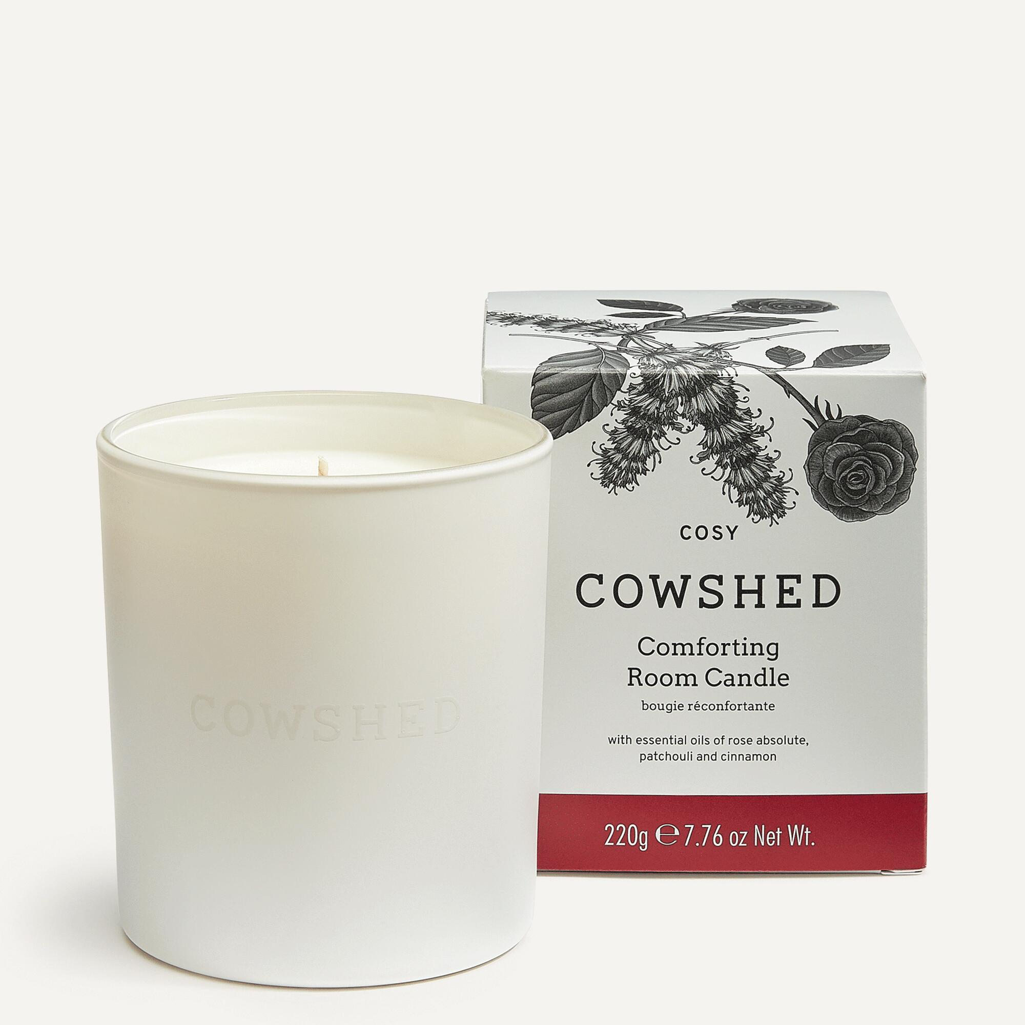 Cowshed-Cosy-Comforting-Room-Candle-220g