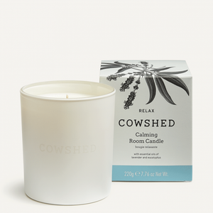 Cowshed-Relax-Calming-Room-Candle-220g