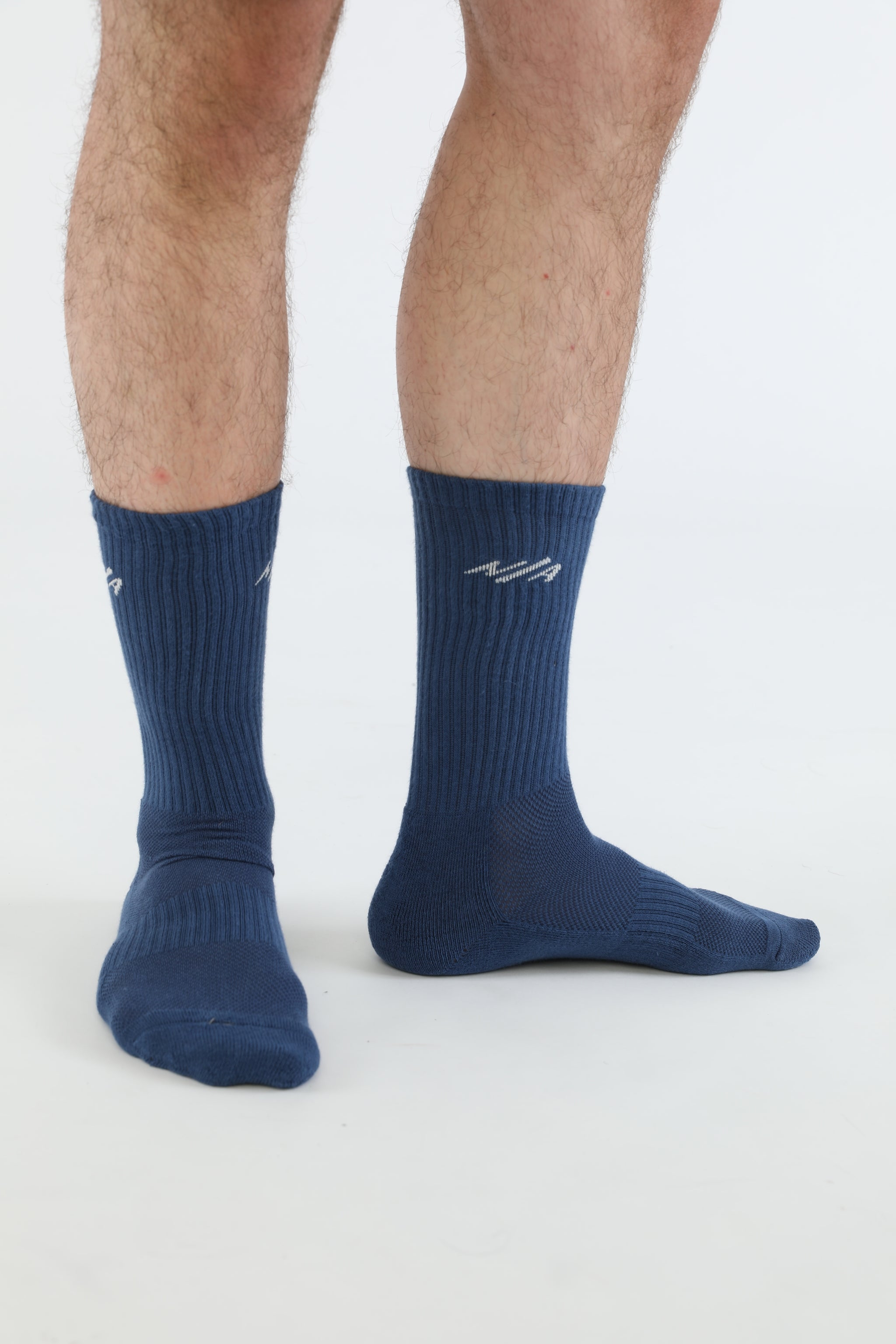N/A-TEN-Core-Sock-Blue