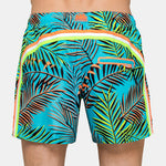 "Sundek-Elastic-Wasit-Swim-Trunks-14""-Palm-Print"
