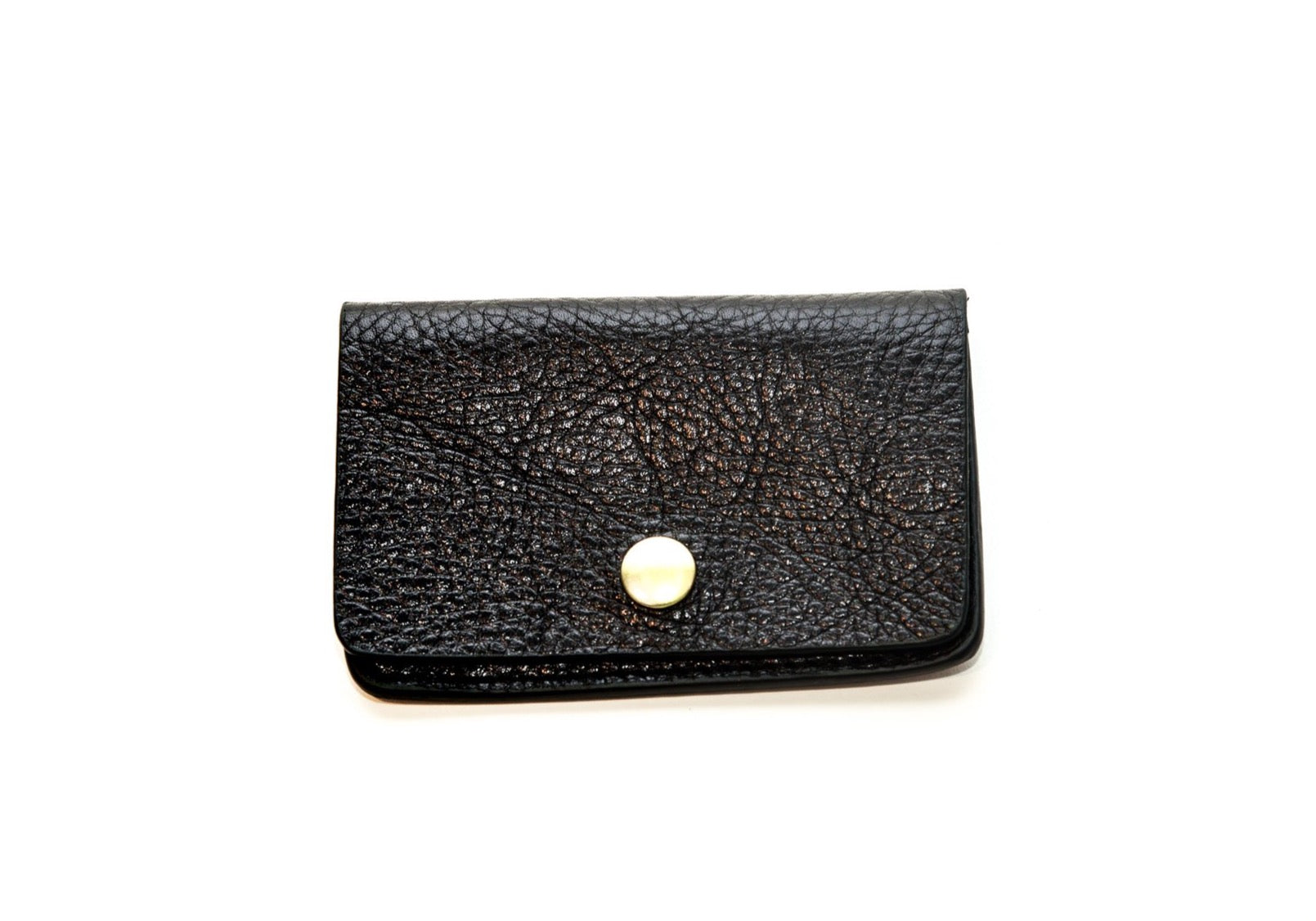 Lotuff-Leather-Snap-Wallet-Black