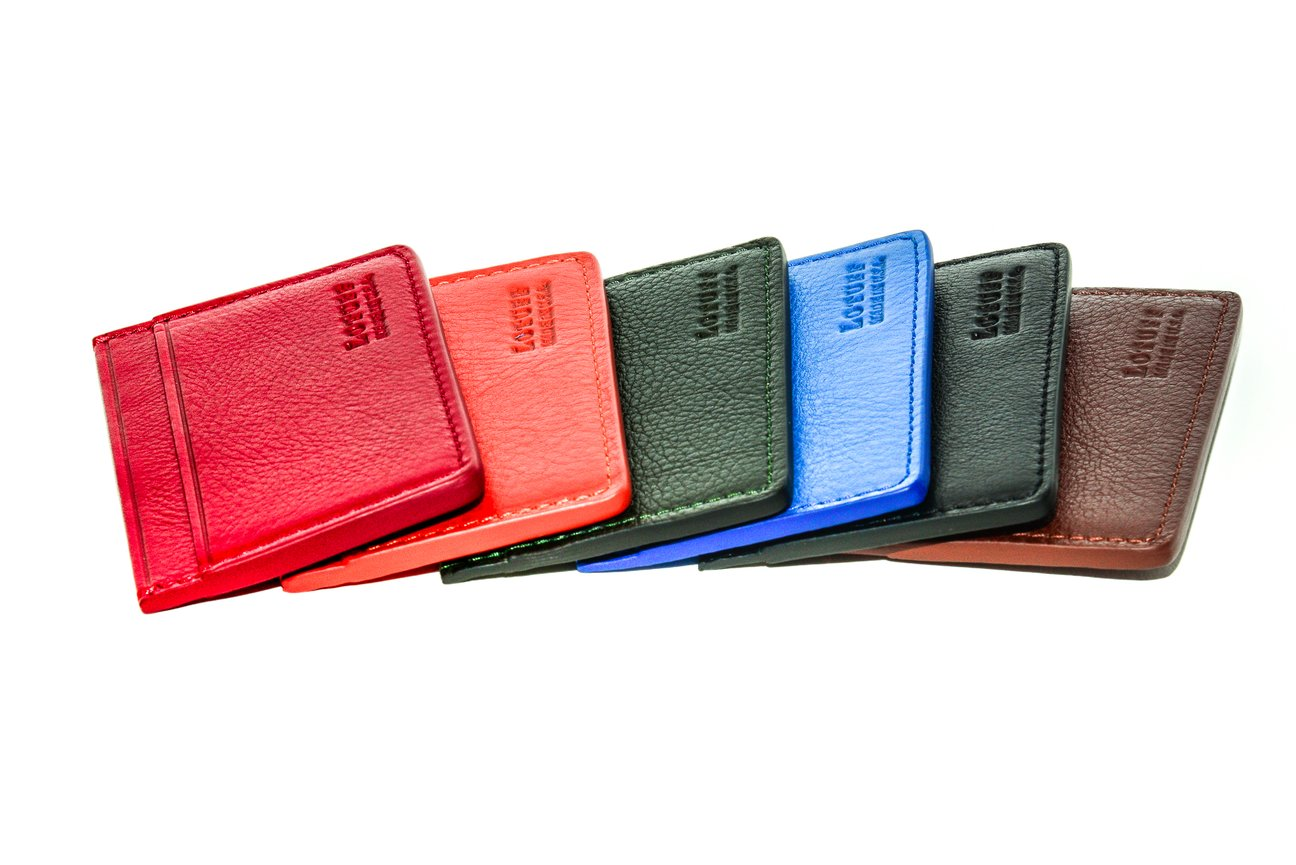 Lotuff-Leather-Credit-Card-Wallet-Red