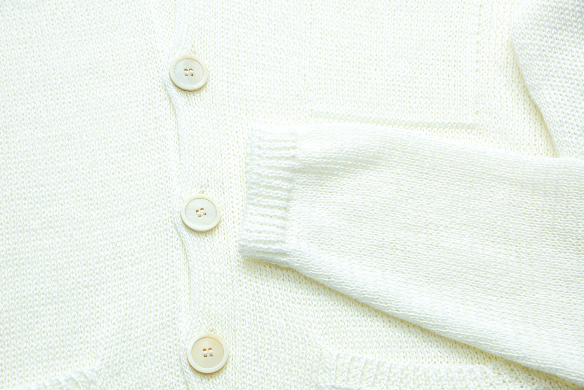 Inis Meain Linen Jacket Optical L