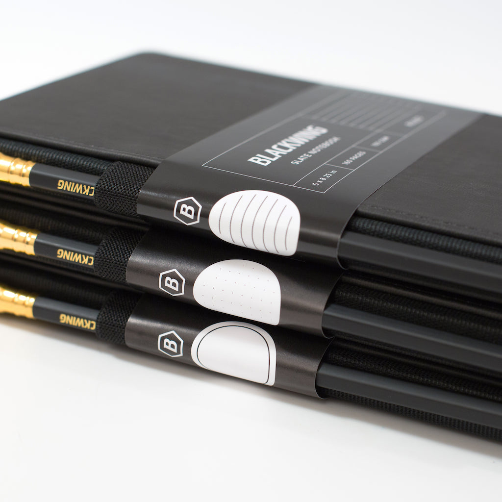 Blackwing Slate Notebook - Blank