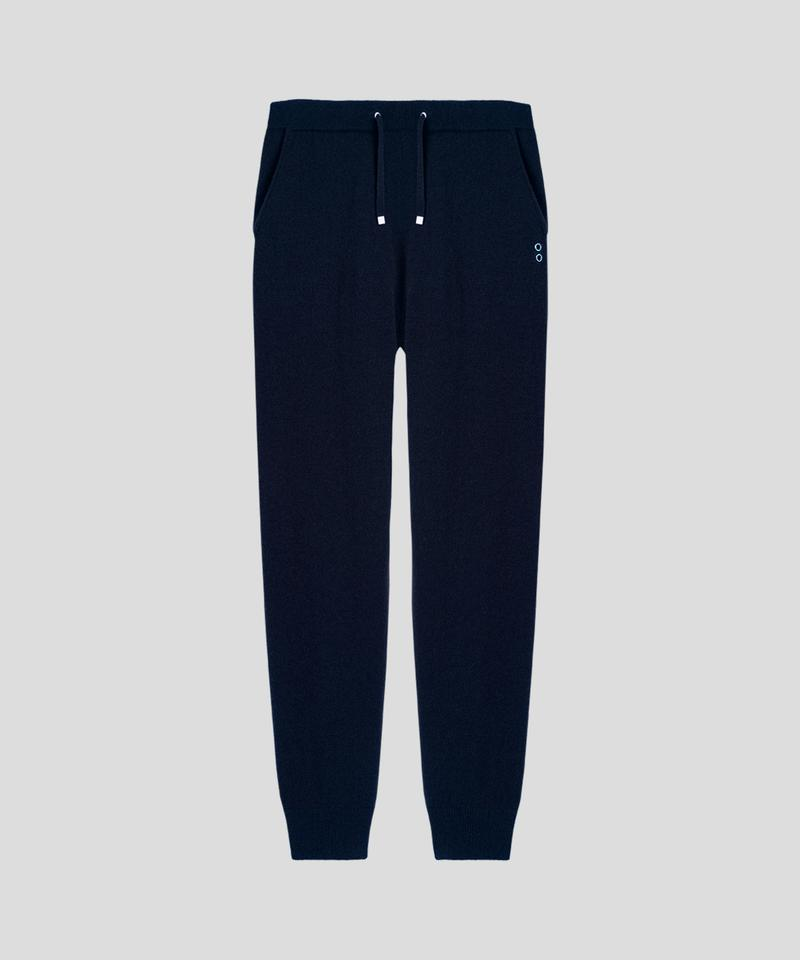 Ron Dorff Cashmere Pants, Navy