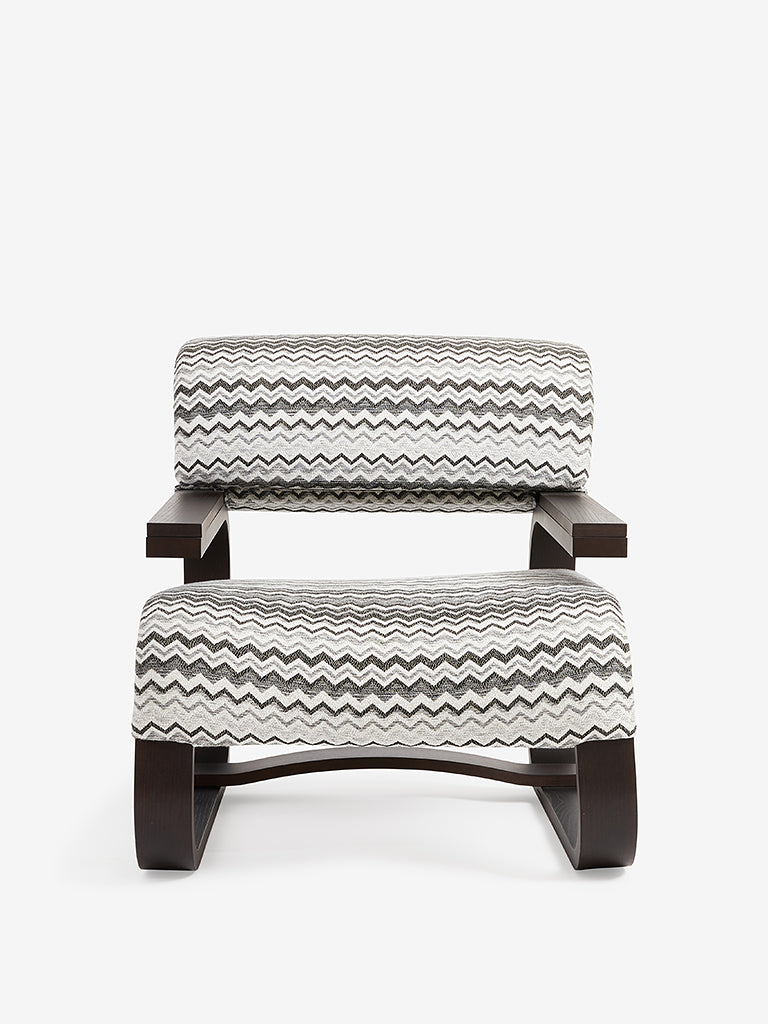 Missoni Home Daniela Dark Poltrona Chair