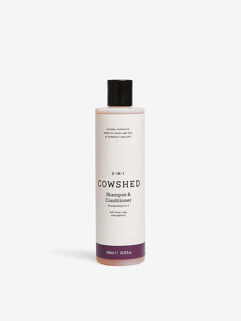 Cowshed 2-in-1 Shampoo & Conditioner 300ml