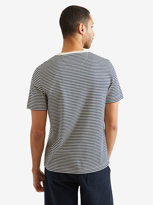 De Bonne Facture Organic Cotton Jersey Essential T-Shirt