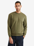 De Bonne Facture Supima Cotton Fleece Essential Sweatshirt