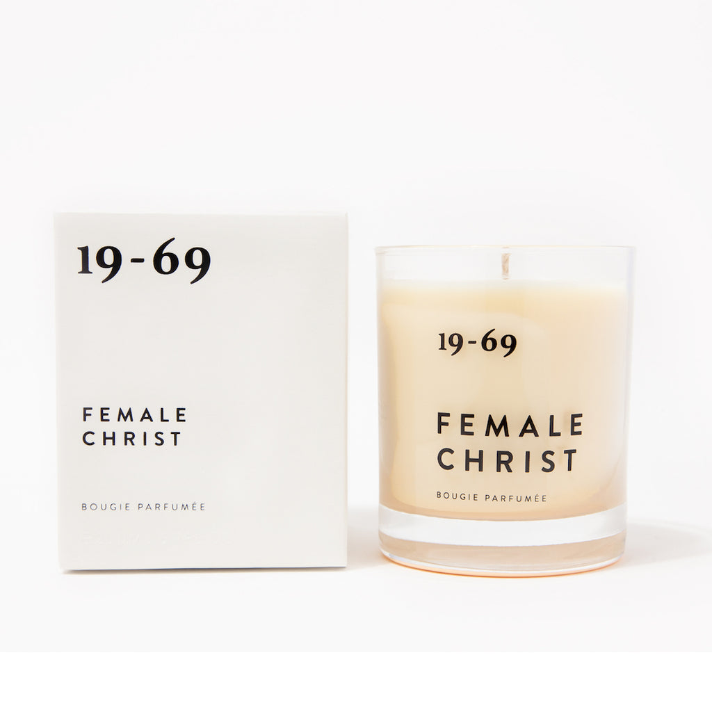 19-69 Female Christ Candle 200ml