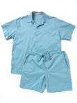Cleverly-PJ-Short-Set-Faded-Blue