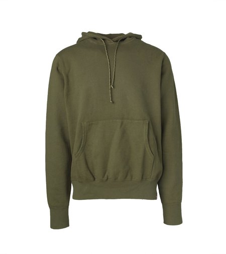 Freeman's-Sporting-Club-Hooded-Sweatshirt-Army-Green