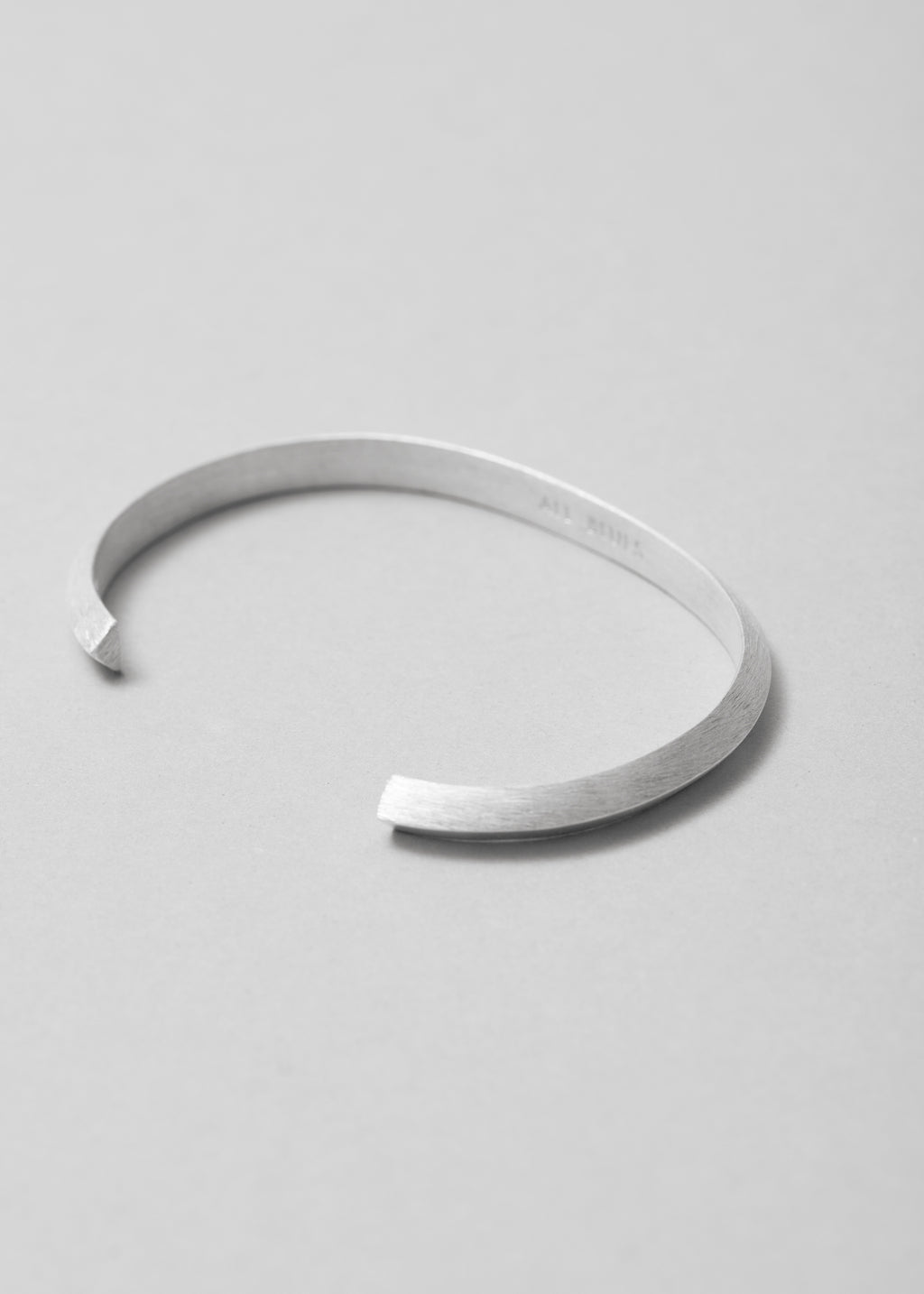 Geometry-Bracelet-Triangle-BrushedPolished-Silver