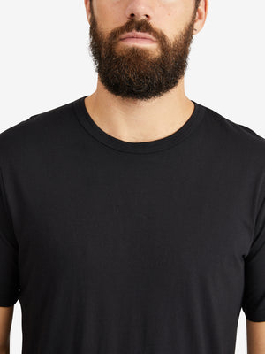 Hank-Crewneck-Tee-Black