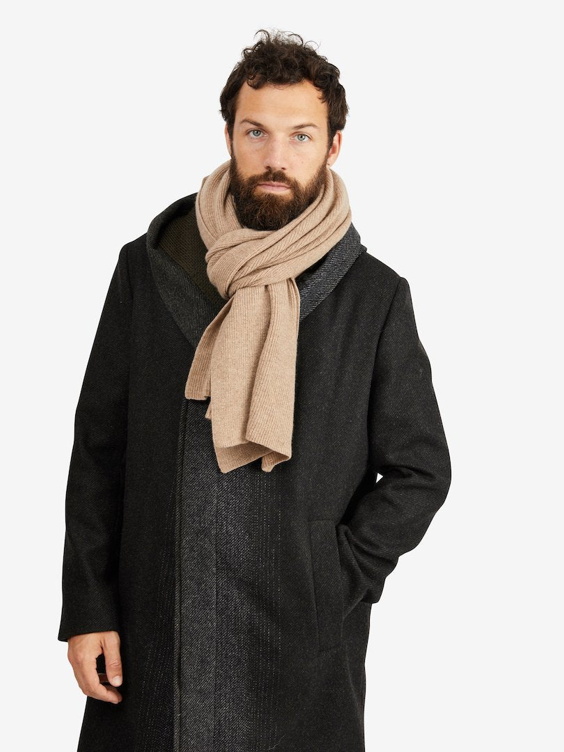 Hank-Perfect-Cashmere-Concord-Ribbed-Scarf-Camel