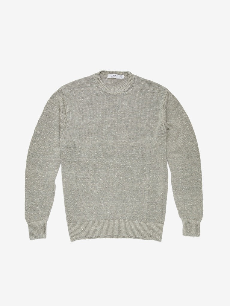 Inis Meain Shantung Sweater Sea Champion