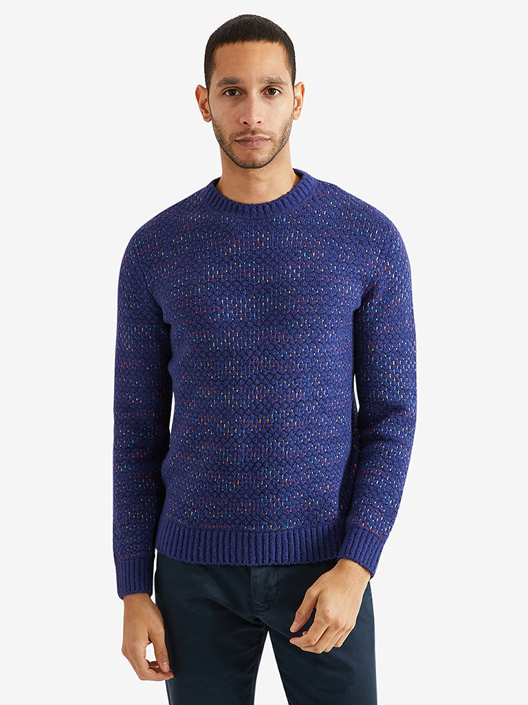 Missoni Costa Long Sleeve Crewneck Sweater