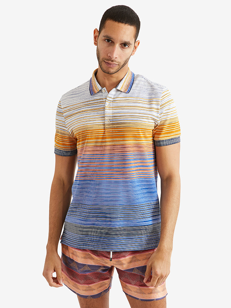 Missoni MC Short Sleeve Polo