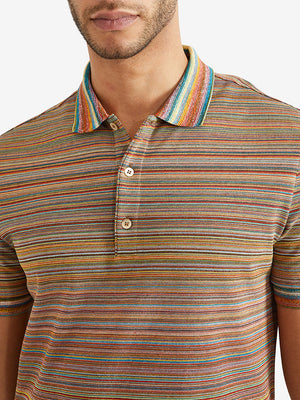 Missoni Short Sleeve Polo-S