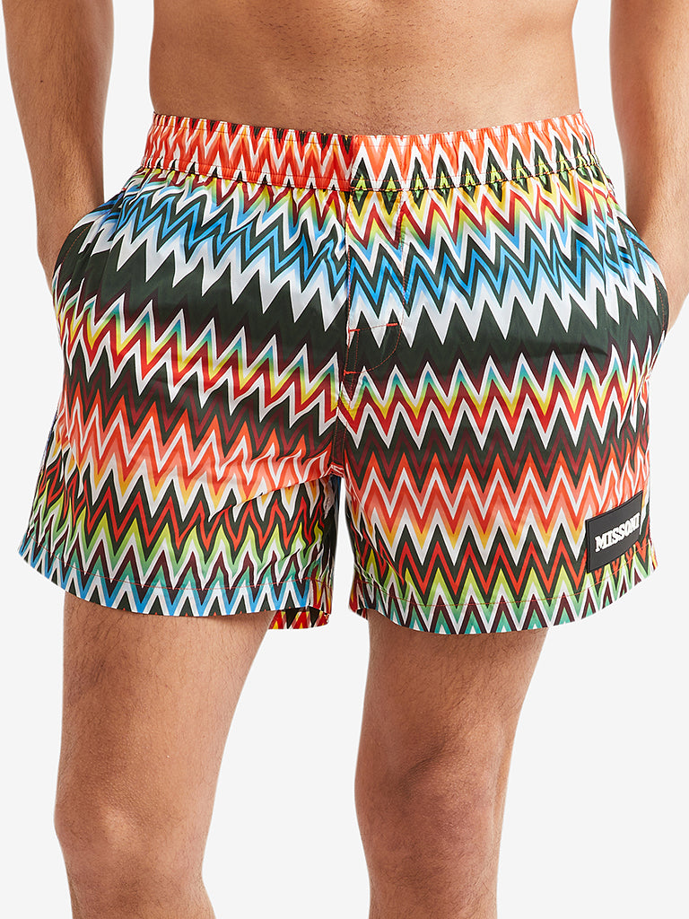 Missoni SwimSuit- Zigzag