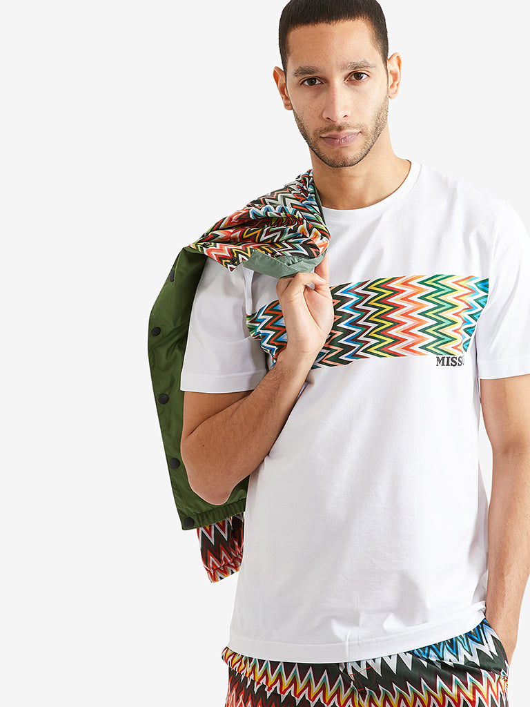Missoni MC Short Sleeve T Shirt
