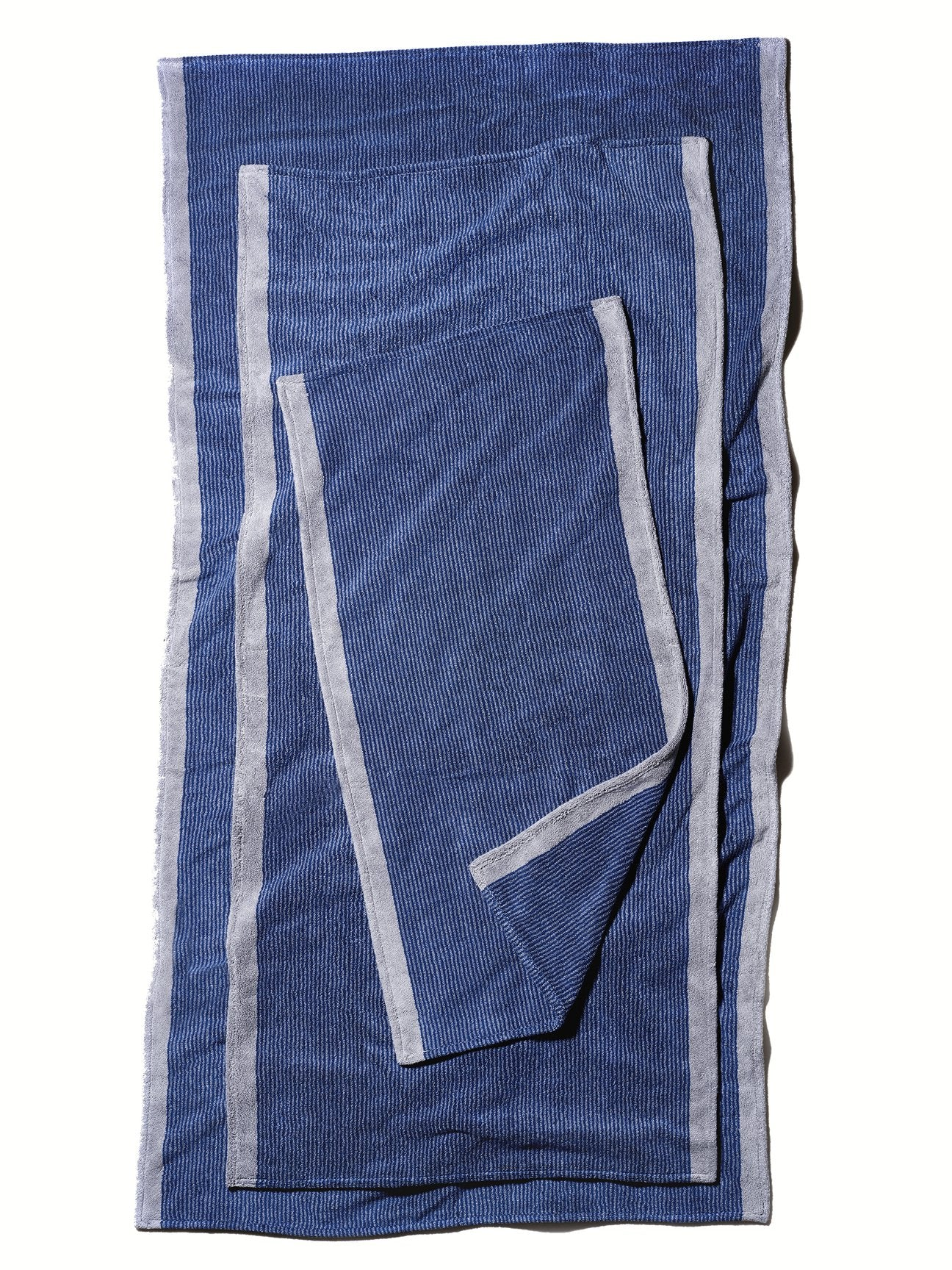 Cleverly-Bath-Towel-Set-Navy