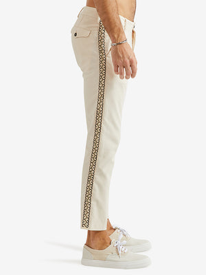 President's Rag Cut P'S Italian Canvas Band Chino Pants