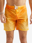 President's Retro P's Tie Dye Bathing Suit Orange