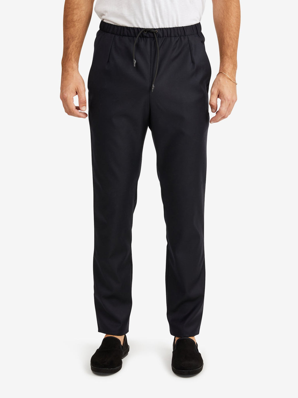 President's Superfine Loro Piana Wool Trouser