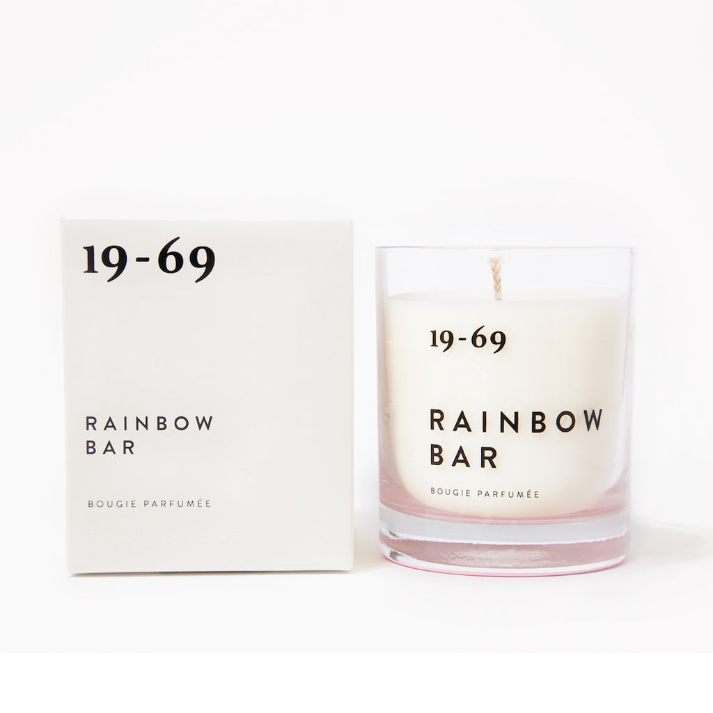 19-69 Rainbow Bar Candle 200ml