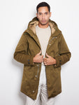 TENC-Core-Down-Parka-Green