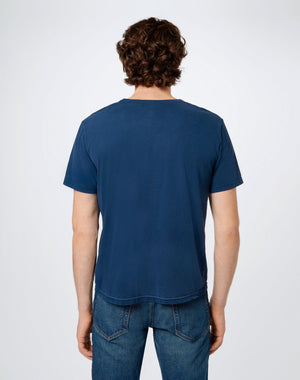 RE/DONE-Modern-T-Shirt-Vintage-Captain-Blue