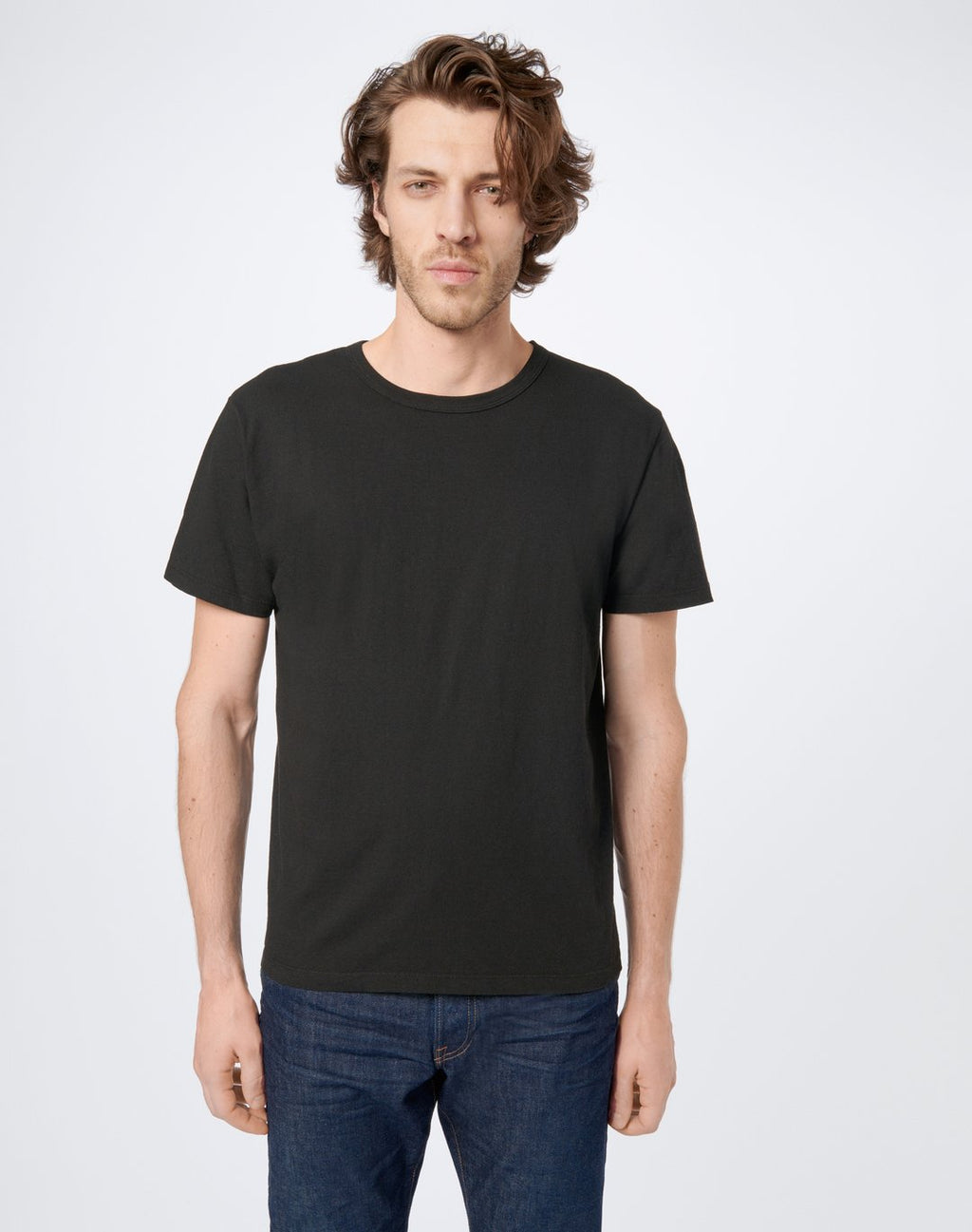 RE/DONE-Modern-T-Shirt-Black