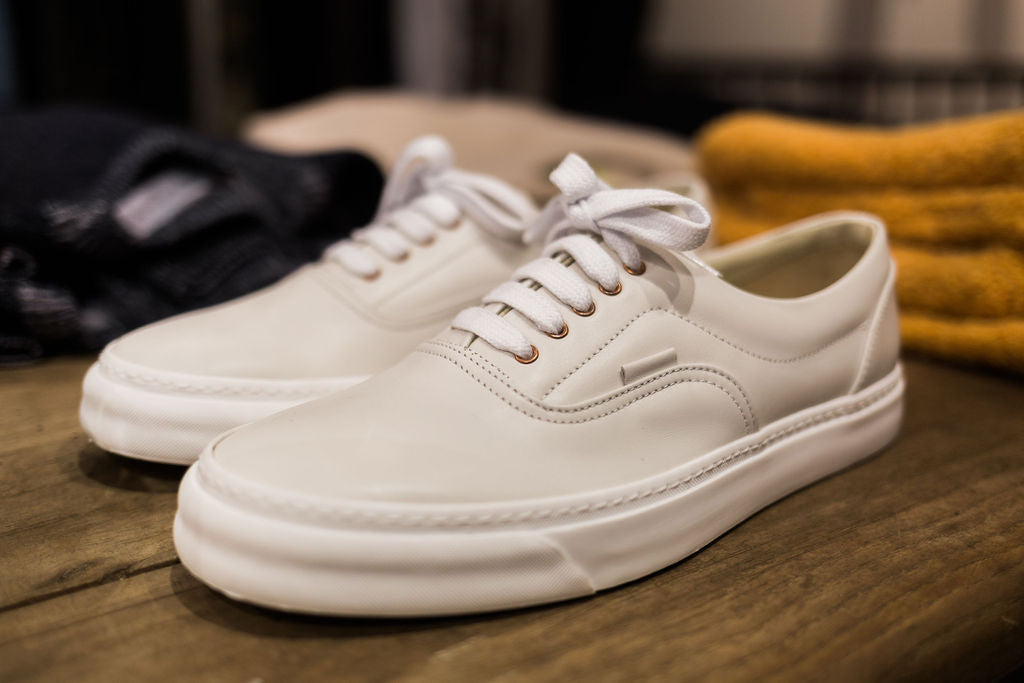 President's Nappa Leather Skate Pro Sneakers