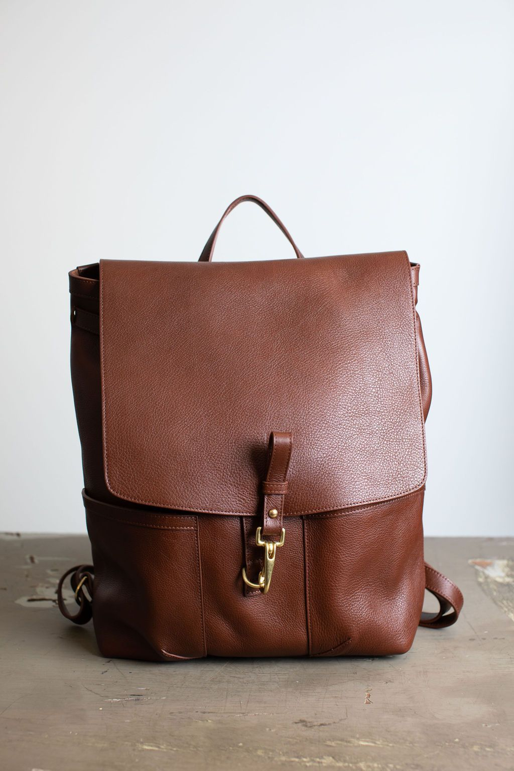 Lotuff-Leather-Knapsack-Chestnut