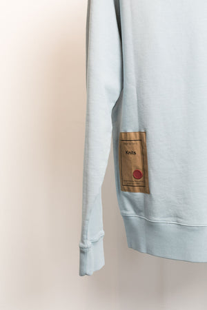 TEN-C-Knit-Long-Sleeve-Crewneck-Sweatshirt-Sky-Blue