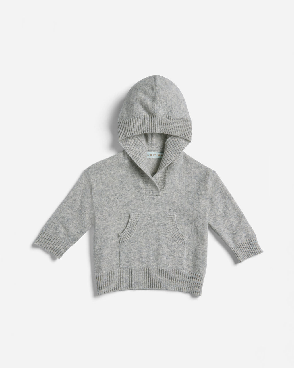 Archer's-Bow-Kids-Archer-Hoodie-Grey