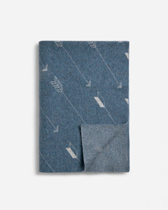 Archer's-Bow-Kids-Arrow-Baby-Blanket-Denim