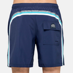 "Sundek-Stretch-Waist-Mid-Length-Swim-Trunks-16""-Navy"