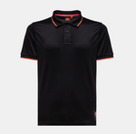 Sundek Broadway Polo Shirt, Black