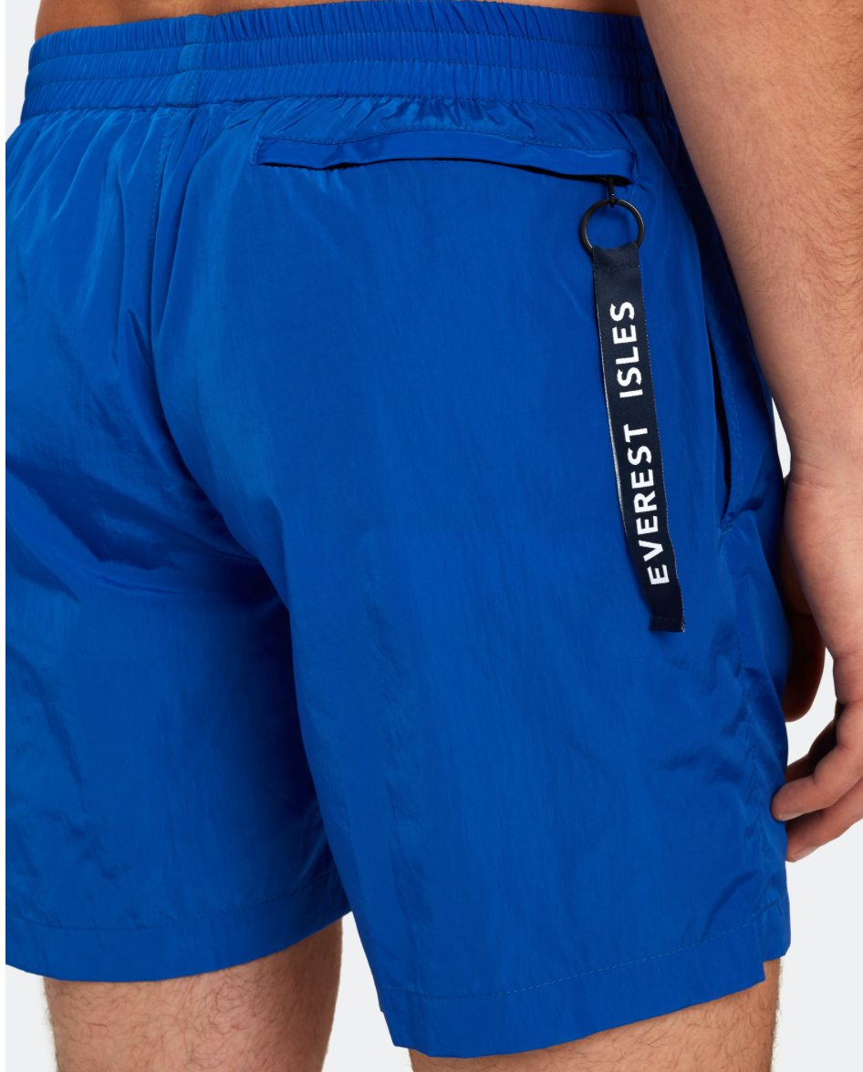 "Everest Isles ECONYL Swim Shorts 15"", Reflex Blue"