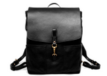 Lotuff-Leather-Knapsack-Black